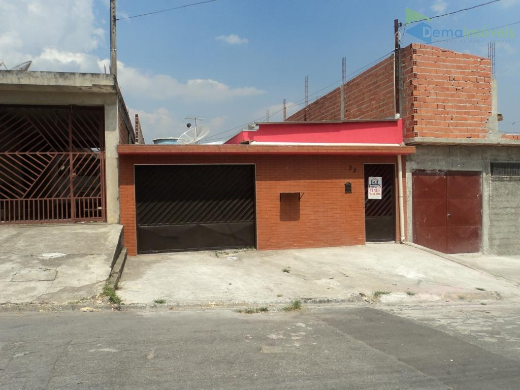 Casa residencial à venda, Jardim Marcelino, Caieiras - CA0011.