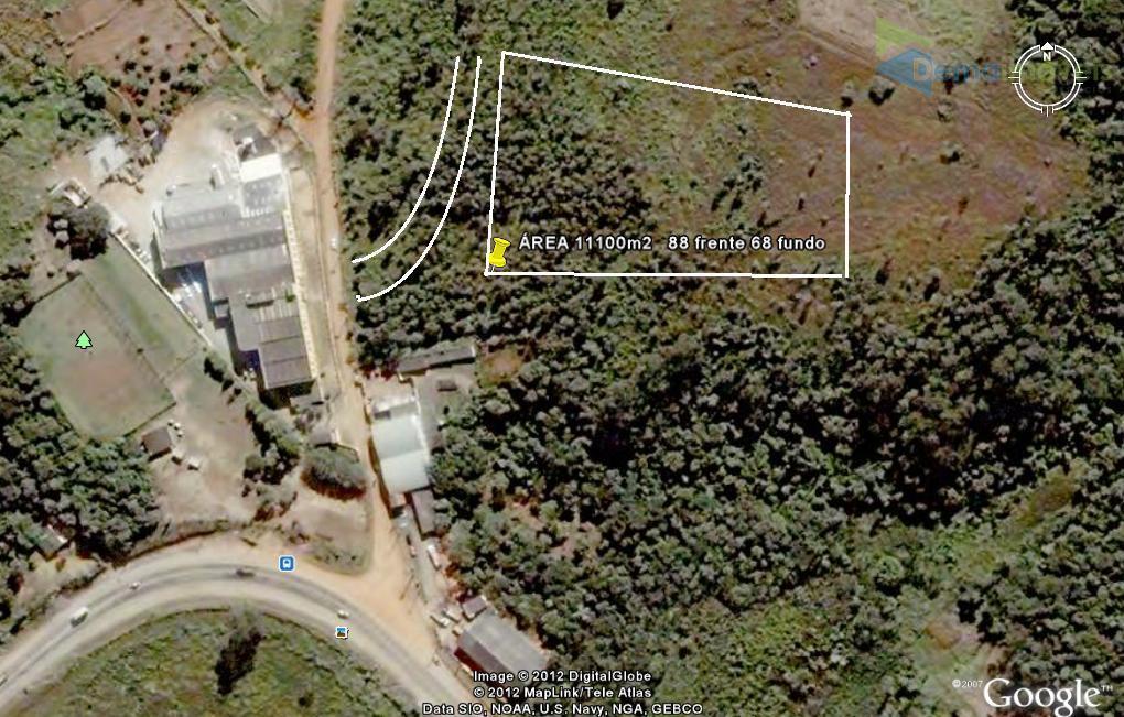 Terreno residencial à venda, Chacaras Maristela, Franco da Rocha.