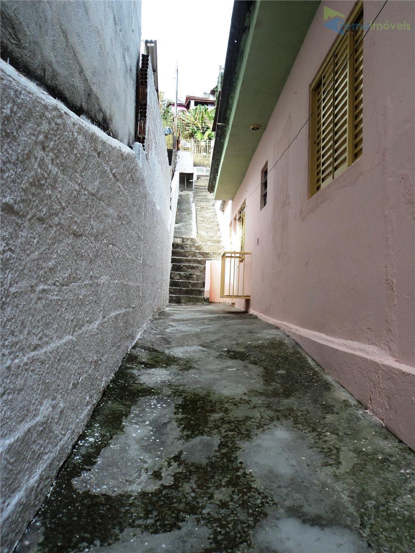 Casa residencial à venda, Jardim São João, Caieiras - CA0236.