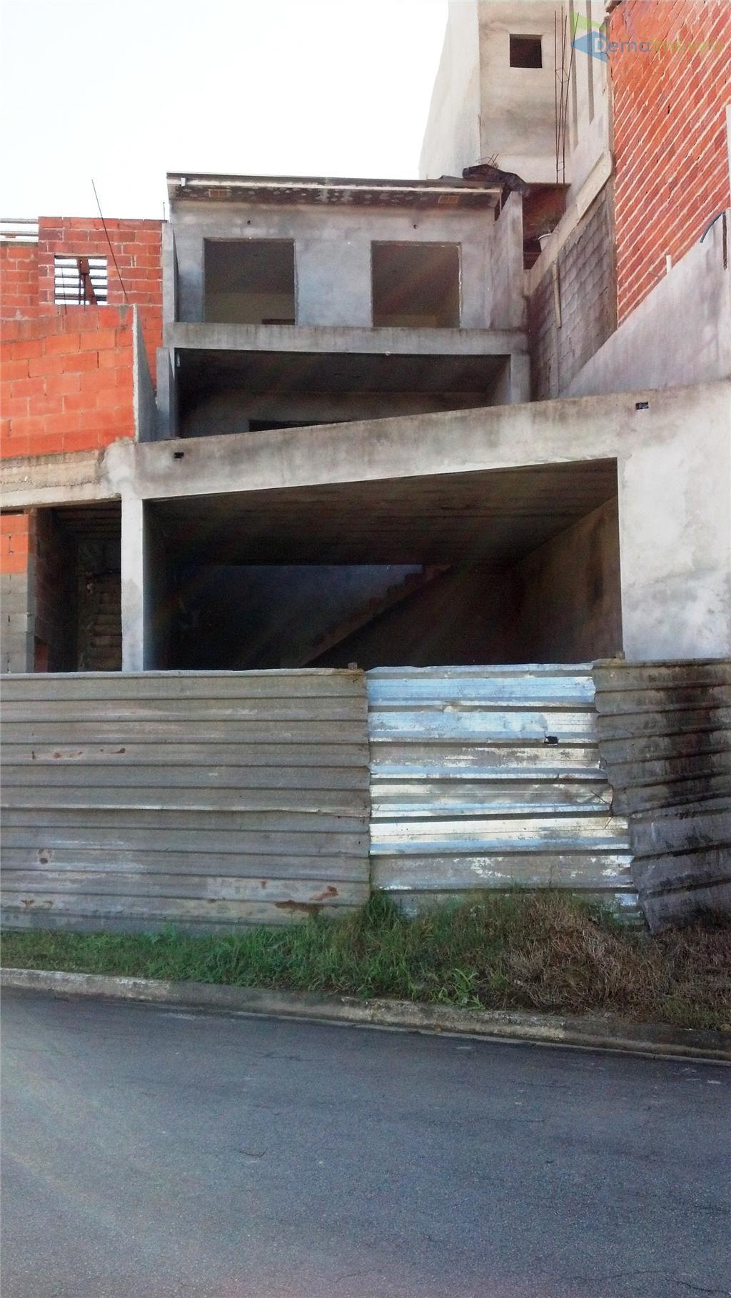 Casa residencial à venda, Real Park, Caieiras - CA0037.