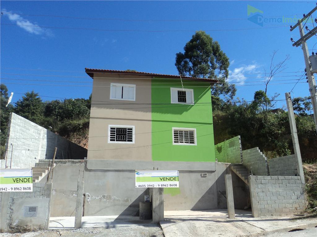 Casa residencial à venda, Parque dos Eucaliptos, Franco da Rocha - CA0222.