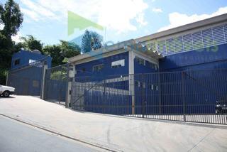 Galpão  industrial para locação, Jardim Belval, Barueri.