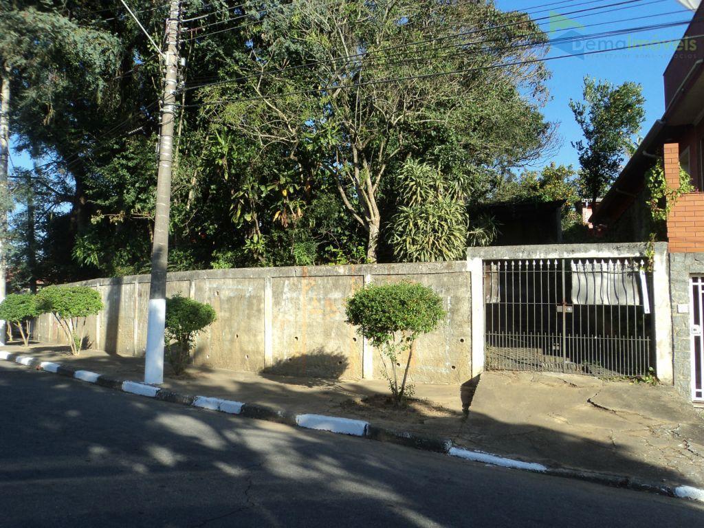 Terreno  residencial à venda, Vila São Benedito, Franco da Rocha.