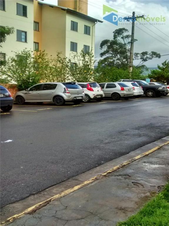 Apartamento residencial à venda, Morro Grande, Caieiras.
