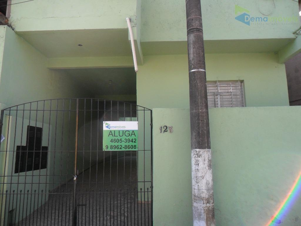 Casa  residencial para locação, Serpa, Caieiras.