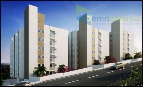Apartamento residencial à venda, Região Central, Caieiras.