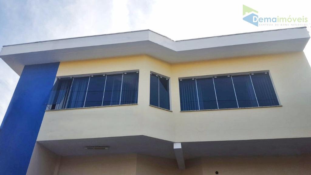 Casa comercial para locação, Região Central, Caieiras.