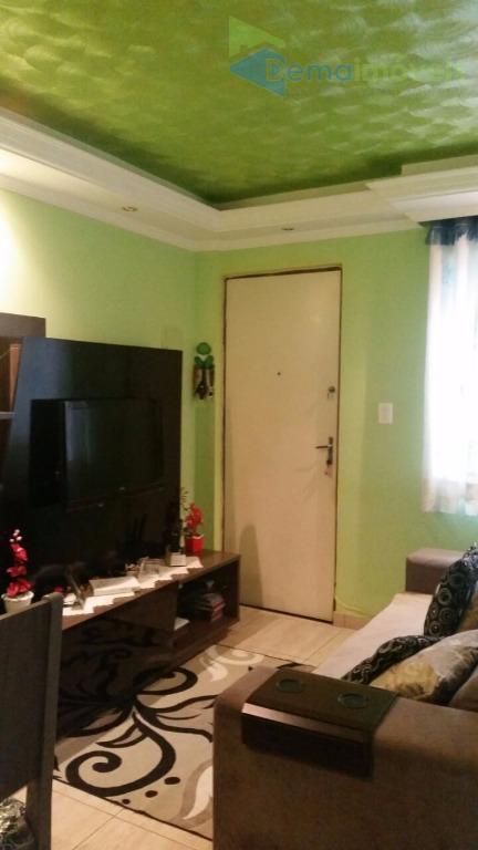 Apartamento residencial à venda, Nova Era, Caieiras.