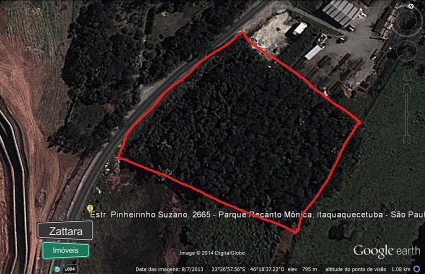 Terreno residencial à venda, Parque Recanto Mônica, Itaquaqu
