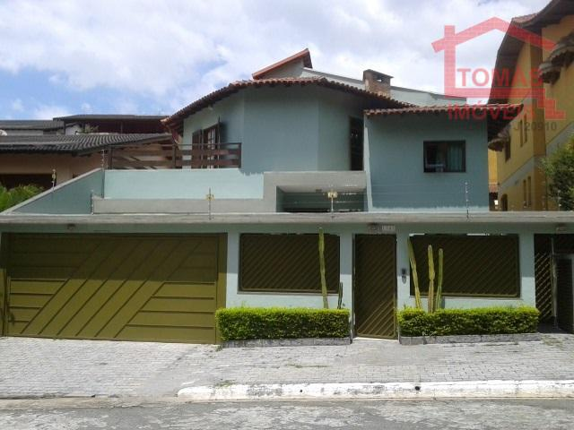 Sobrado residencial à venda, City América, São Paulo.