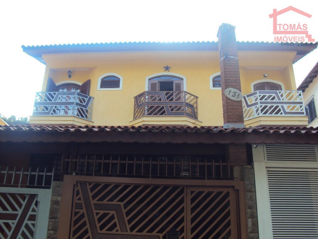 Sobrado residencial para locação, Jardim Vivan, São Paulo.