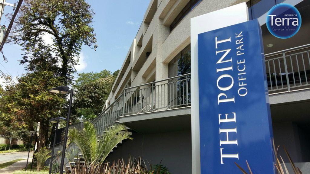 Sala para alugar, 41 m² por R$ 1.500,00/mês - The Point Office - Cotia/SP