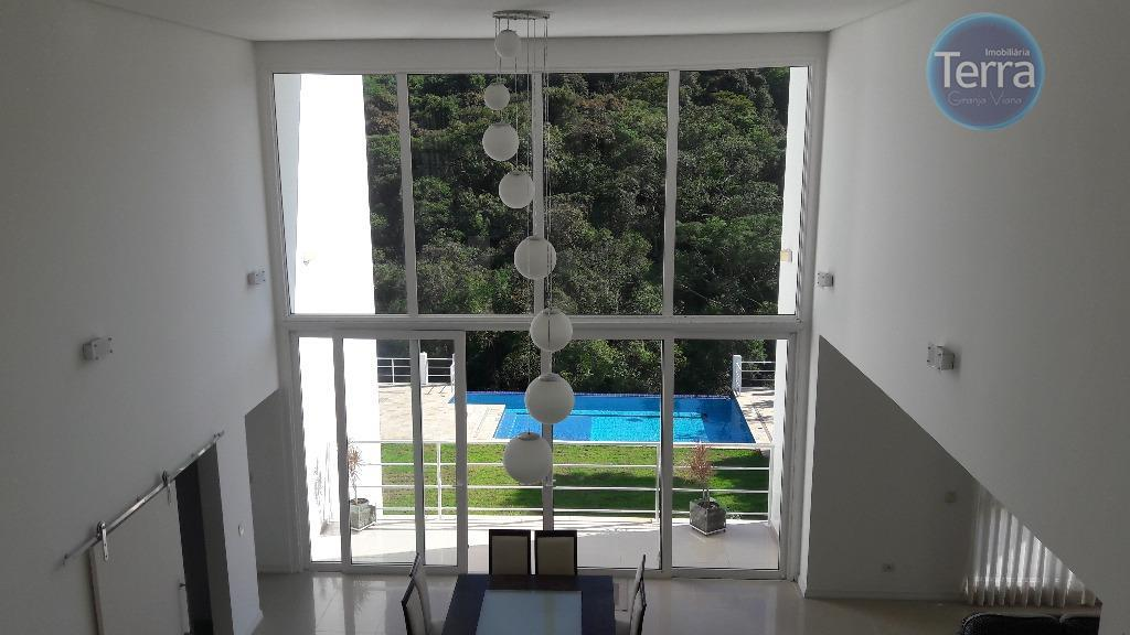 Casa residencial para venda e locação, Parque das Artes, Granja Viana.