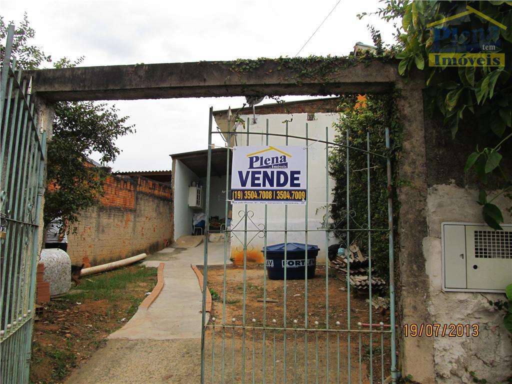 Casa residencial à venda, Parque Odimar, Hortolândia.