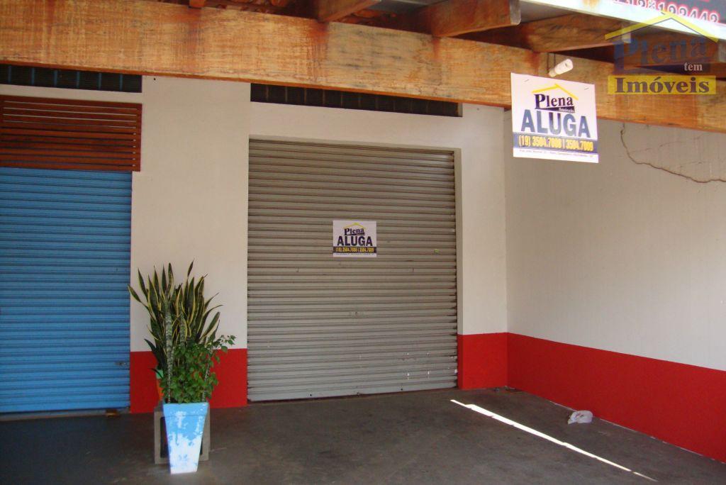 Salão comercial para locação, Jardim Villagio Ghiraldelli, Hortolândia.