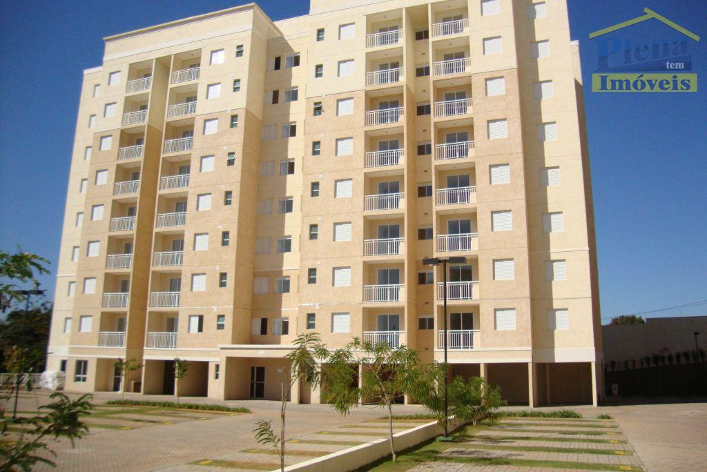 Apartamento  residencial para locação, Parque Residencial João Luiz, Hortolândia.
