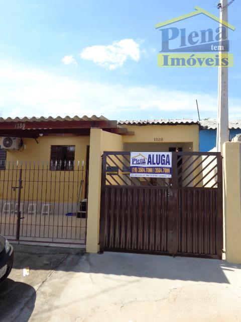 Casa residencial para locação, Jardim Amanda I, Hortolândia - CA0562.