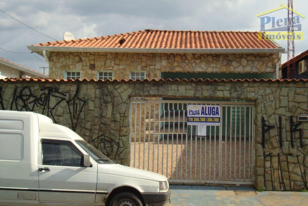 Casa comercial para venda e locação, Loteamento Remanso Campineiro, Hortolândia - CA0306.
