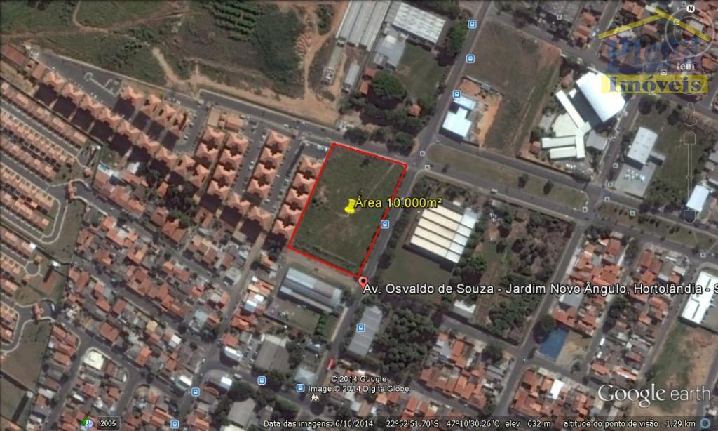 Área  comercial à venda, Jardim Novo Ângulo, Hortolândia.