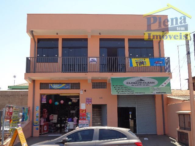 Sala  comercial para locação, Jardim Bom Retiro (Nova Veneza), Sumaré.