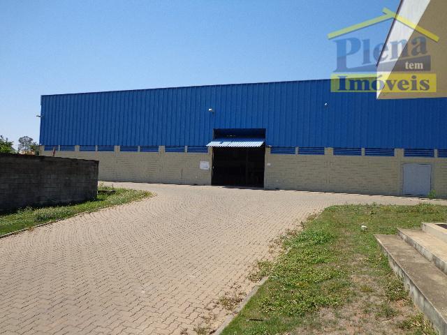 Barracão  comercial para venda e locação, Jardim Paviotti, Monte Mor.