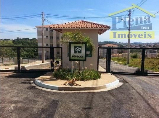 Apartamento  residencial para locação, Jardim Monte Alto, Campinas.