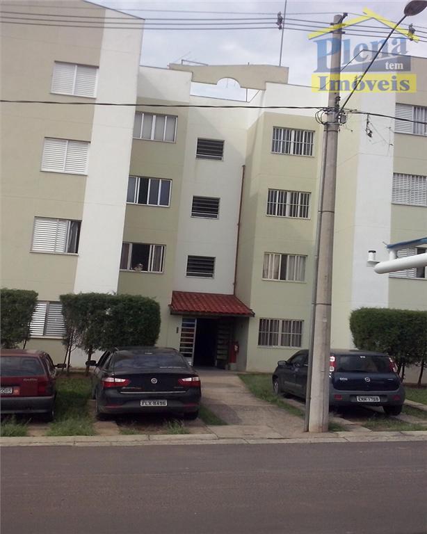 Apartamento  residencial à venda, Jardim Nova Hortolândia I, Hortolândia.