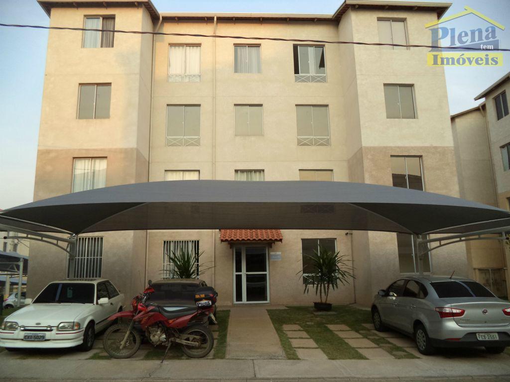 Apartamento  residencial à venda, Vila São Francisco, Hortolândia.