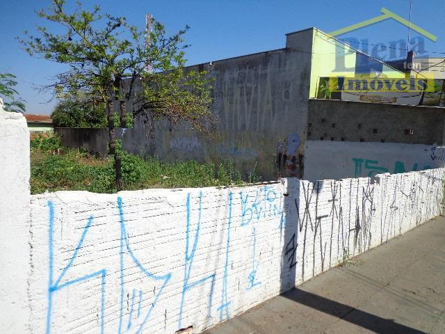 Terreno  comercial para locação, Loteamento Remanso Campineiro, Hortolândia.