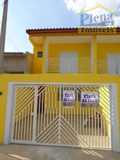 Sobrado  residencial para locação, Jardim das Figueiras I, Hortolândia.