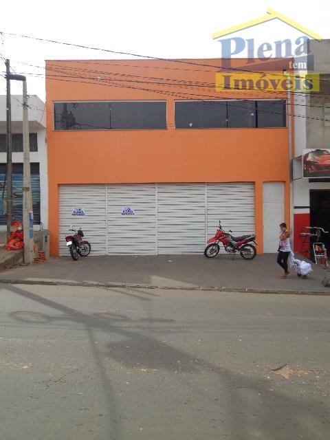 Barracão  comercial para locação, Jardim Santana, Hortolândia.