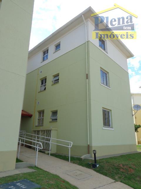 Apartamento  residencial para locação, Jardim Interlagos, Hortolândia.