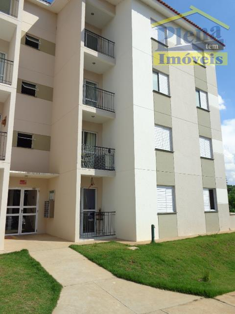Apartamento  residencial para locação, Vila Inema, Hortolândia.