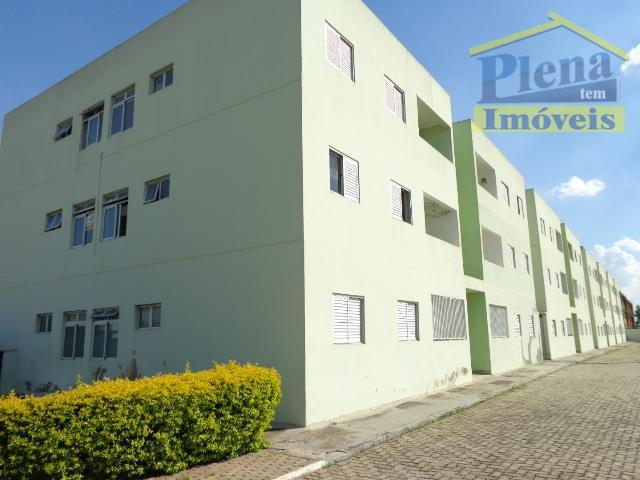 Apartamento  residencial para locação, Condomínio Arco Ìris III, Jardim Santa Esmeralda, Hortolândia.