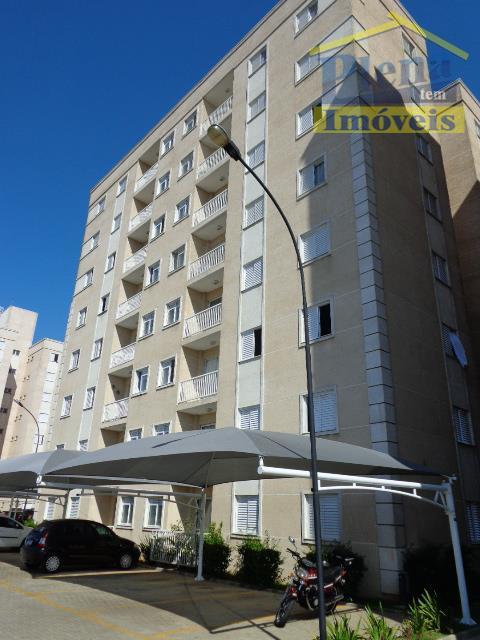 Apartamento  residencial para venda e locação, Jardim Rosolém, Alameda das Flores, Hortolândia.