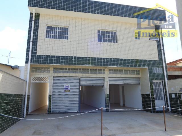 Salão  comercial para locação, Jardim Amanda II, Hortolândia.