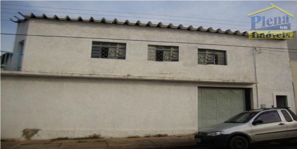 Galpão  comercial para locação, Jardim Santa Rita de Cássia, Hortolândia.