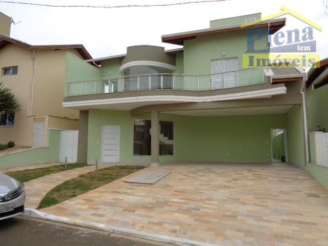 Sobrado  residencial à venda, Jardim Green Park Residence, Hortolândia.