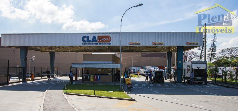 Galpão  comercial para locação, Chácara Aeroporto, Jundiaí.