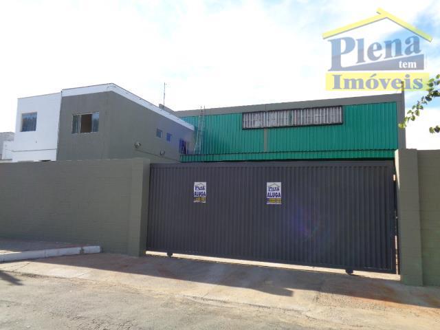 Barracão  industrial para locação, Terminal Intermodal de Cargas (TIC), Campinas.