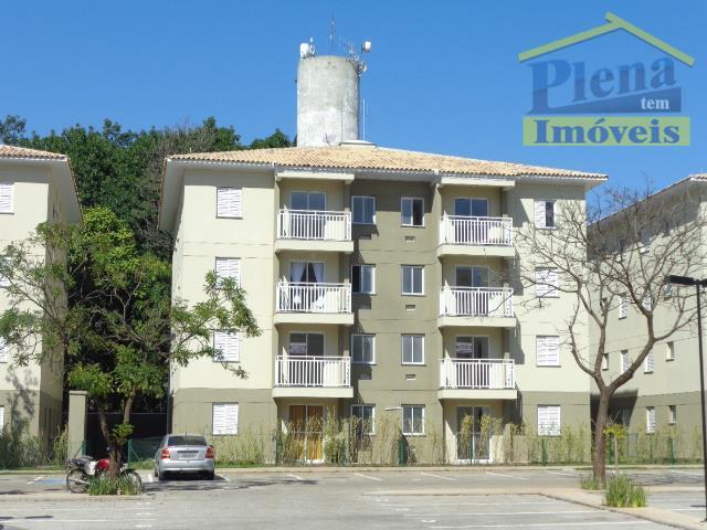 Apartamento residencial para venda e locação, Jardim Santa Izabel, Hortolândia - AP0182.