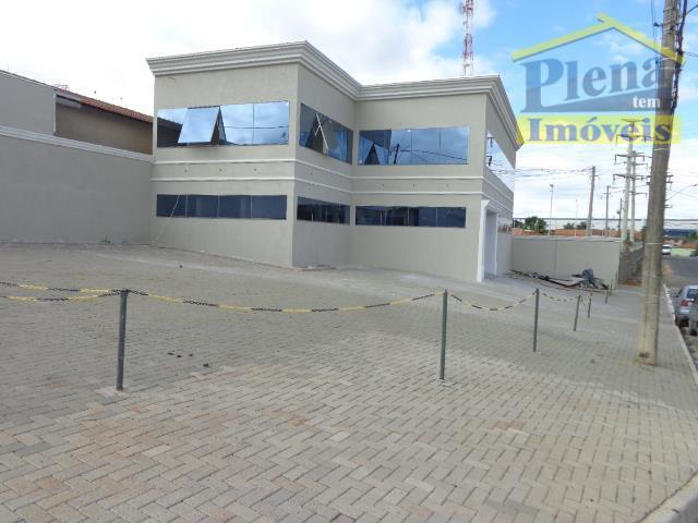 Salão  comercial para venda e locação, Parque Residencial Maria de Lourdes, Hortolândia.