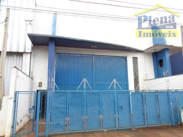Barracão comercial à venda, Jardim Dulce (Nova Veneza), Sumaré - BA0098.