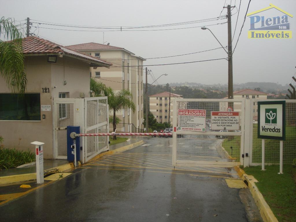 Apartamento residencial para venda e locação, Jardim Monte Alto, Campinas - AP0305.