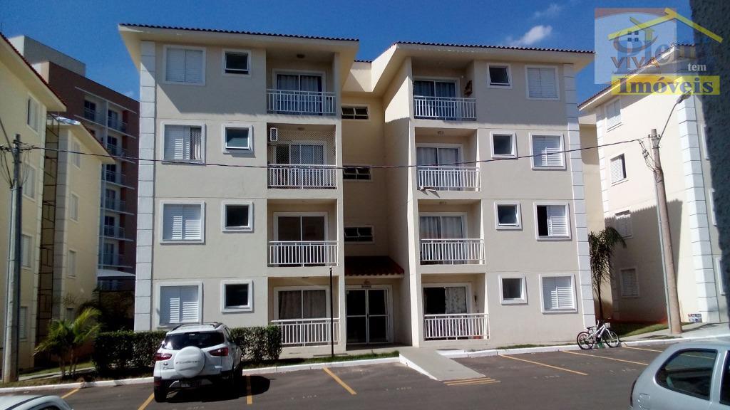 Apartamento residencial para venda e locação, Jardim Nova Hortolândia I, Hortolândia.