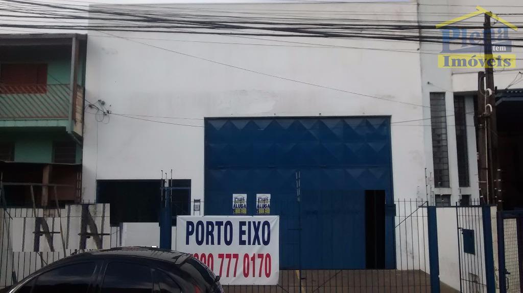 Barracão comercial à venda, Jardim Santa Maria (Nova Veneza), Sumaré - BA0104.