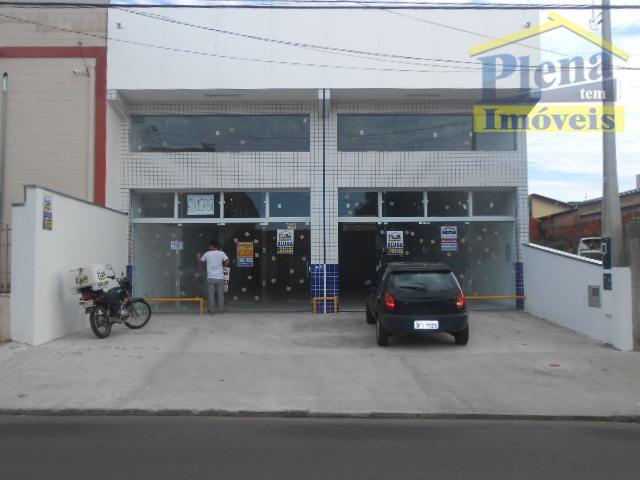 Salão comercial para venda e locação, Jardim Santana, Hortolândia.