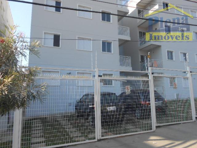 Apartamento residencial para locação, Jardim Novo Cambui, Hortolândia.