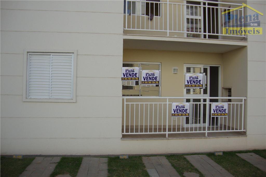 Apartamento residencial para venda e locação, Loteamento Remanso Campineiro, Hortolândia.