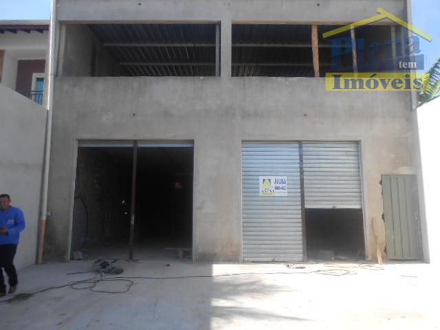 Salão comercial para locação, Loteamento Adventista Campineiro, Hortolândia.